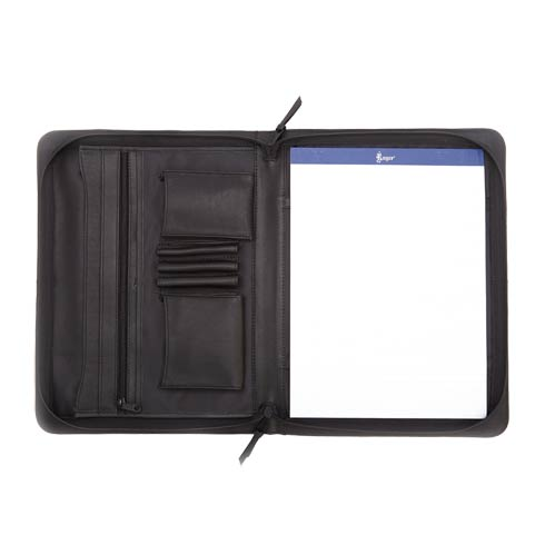 $355.00 Leather Executive Zip Around Padfolio