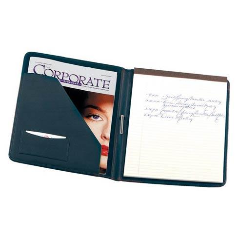 $170.00 Leather Writing Padfolio