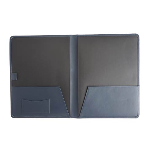 $200.00 Leather Presentation Folder