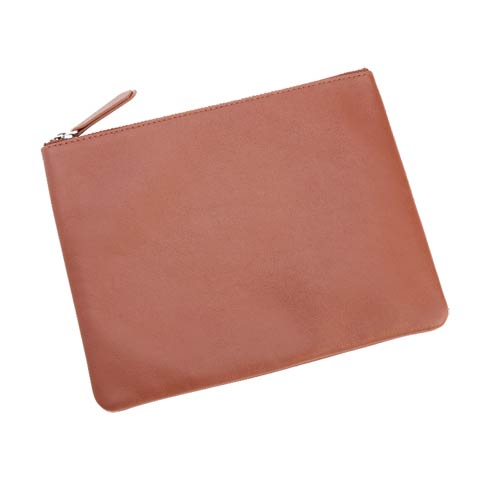 $110.00 Genuine Leather Travel Pouch