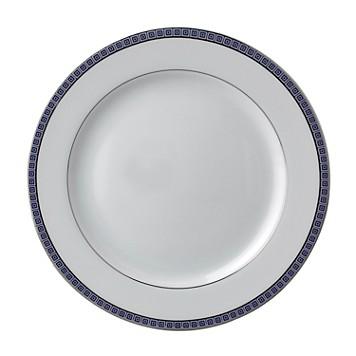 $70.00 Athena Navy Salad Plates