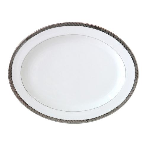 """$325.00 Bernardaud Torsade 15"""" Platter"""