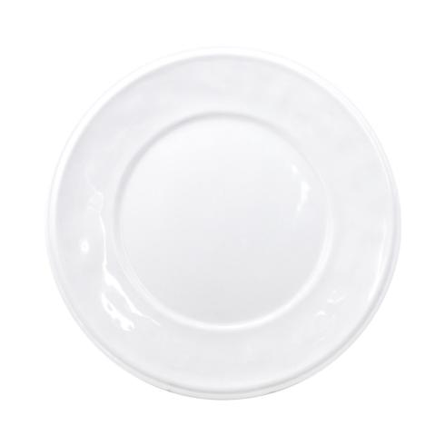 """Alioto\'s Exclusives   Le Cadeaux Bistro Bianco 11"""" Dinner Plate $21.00"""