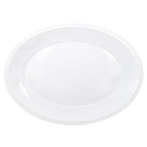 """Alioto\'s Exclusives   Le Cadeaux Bistro Bianco 16"""" Oval Platter $45.00"""