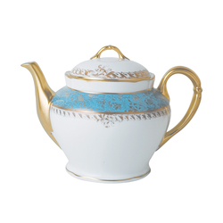$1,325.00 Eden Turquoise Teapot