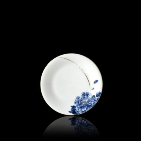 $27.00 Emperor Flower Bread & Butter Plate