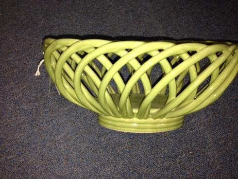 $48.00 Ceramic Bread Basket