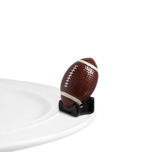 Nora Fleming   Football Mini $12.50