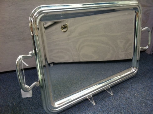 $350.00 Fantin Sliver Serving Tray