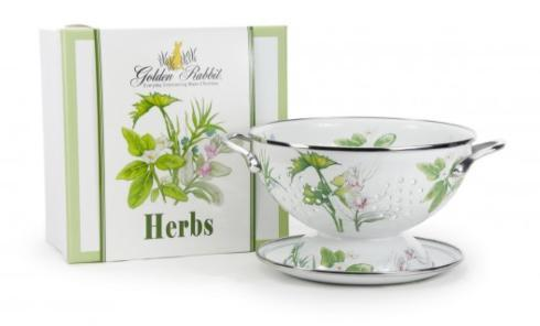 Alioto's Exclusives   Herbs Enamel Colider $50.00