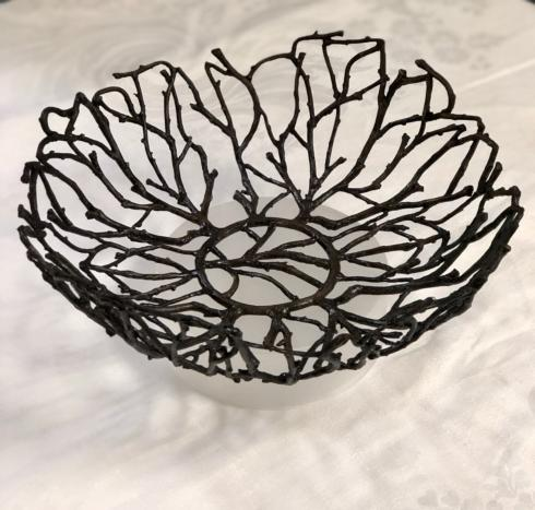 $80.00 Twig Bread Basket