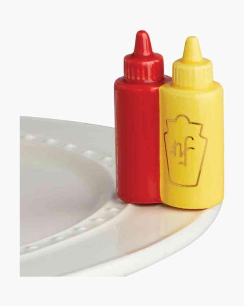 $13.50 Ketchup and Mustard