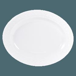"$198.00 Louvre 13"" Platter"