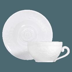 $114.00 Louvre Jumbo Cup/Saucer