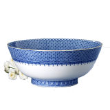 $176.25 Mottahedeh Blue Lace Round Bowl