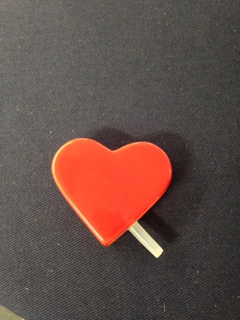 $12.50 Nora Fleming Heart Finial