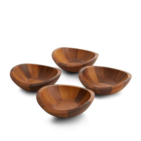 Braid Set of 4 Bowls