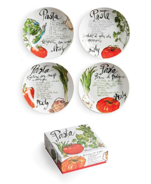 Alioto's Exclusives   Rosanna Ind Bowls set of 4 $46.00