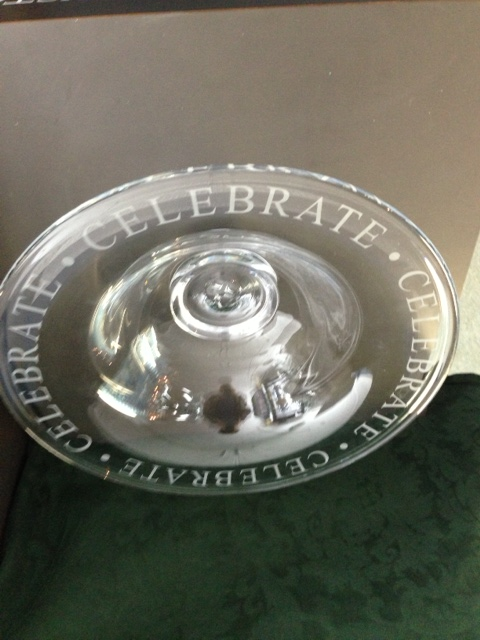 Engraved Celebration Bowl collection with 1 products