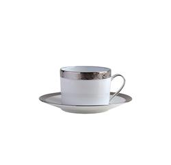 $120.00 Torsade Cup and Saucer