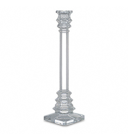 $340.00 PAIR of LOUVRE CANDLESTICKS