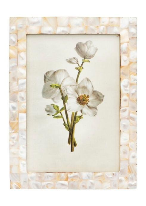 $112.00 Mother of Pearl 5 x 5