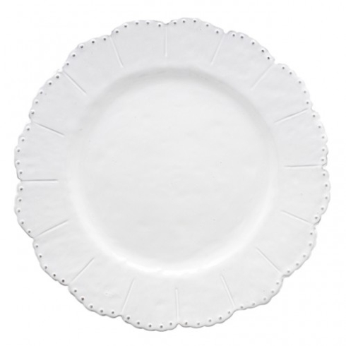 $47.00 Arte Italica Bella Bianca Dinner Rosette