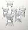 $450.00 Baccarat Everyday Tumblers, Set of 6