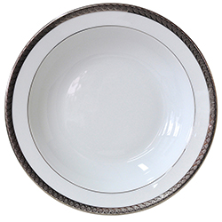 Torsade Deep Round Dish collection with 1 products