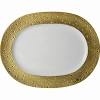Ecume Gold Oval Platter collection with 1 products