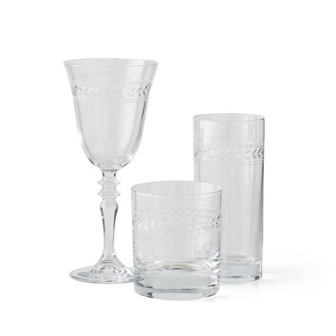 $48.00 French Bistro Set of 4 Juice Glasses