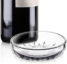 $45.00 Waterford Lismore Wine Coaster
