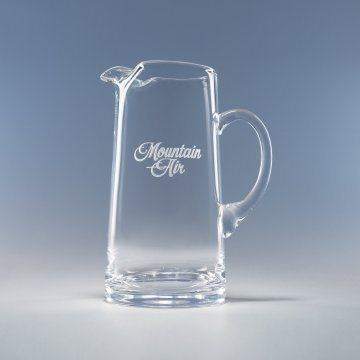 Grande Pitcher with Monogram