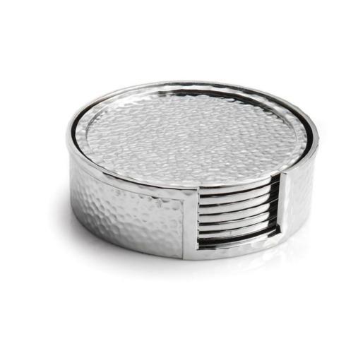 Alioto's Exclusives   Hammertone Coasters, Set of 4 $100.00