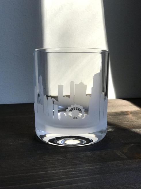 $50.00 Chicago DOF, Hand Etched