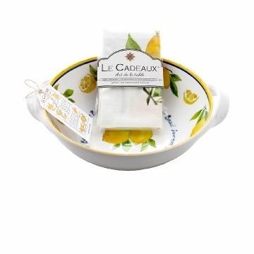 $44.00 Melamine Salad Bowl Set
