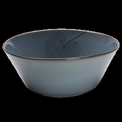 Alioto's Exclusives   Mottahedeh Leaf Serving Bowl $105.00