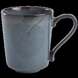 Alioto's Exclusives   Mottahedeh Leaf Mug $28.00