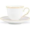 $32.00 Lenox Federal Gold Tea cup and Saucer