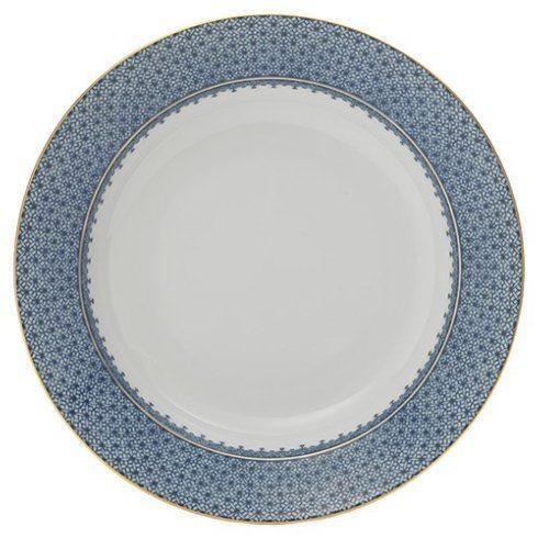 $90.00 Large Platter Indigo Wave