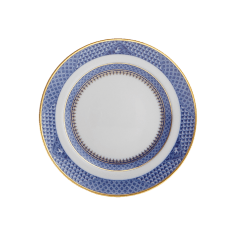 $75.00 Indigo Wave Bread and Butter