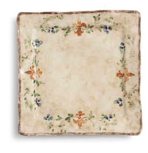 $52.00 Square Dinner Plate