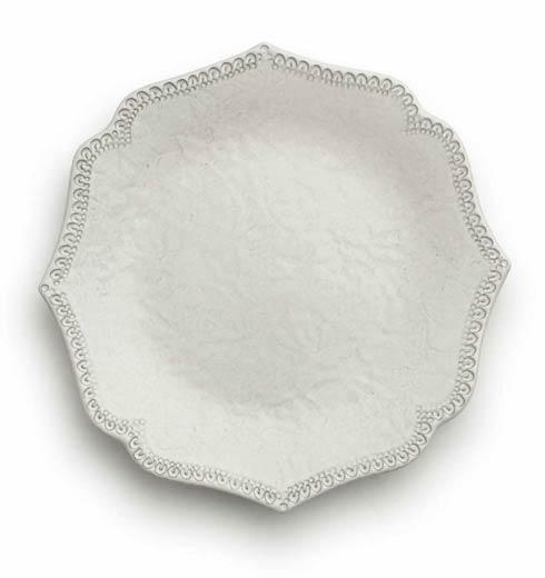 Arte Italica Merletto Antique Scalloped Salad Plate $38.00