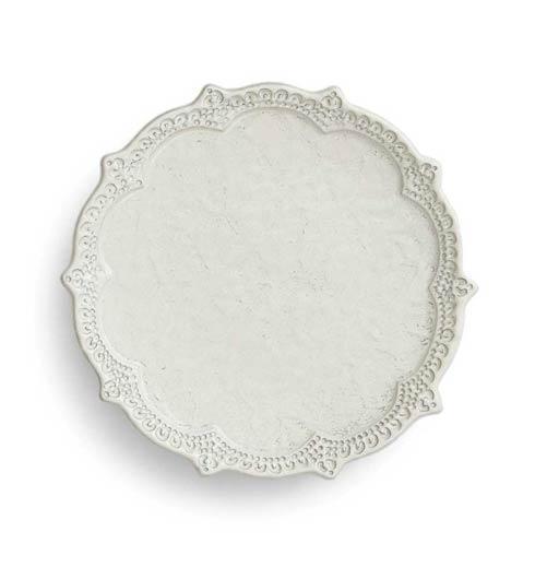Arte Italica Merletto Antique Canape Plate $25.00