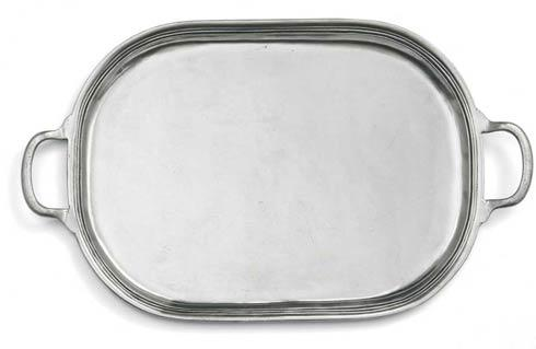 $598.00 Large Oval Tray