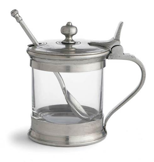 Arte Italica  Tavola Jam Jar with Spoon $202.50