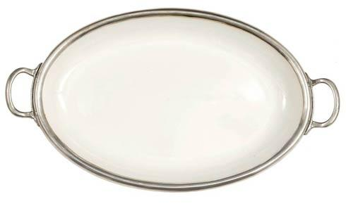 $336.00 Large Oval Tray