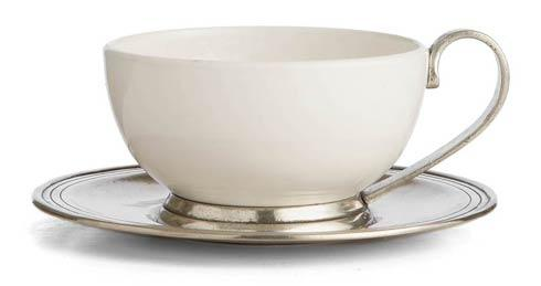 Arte Italica  Tuscan Cup & Saucer $146.00