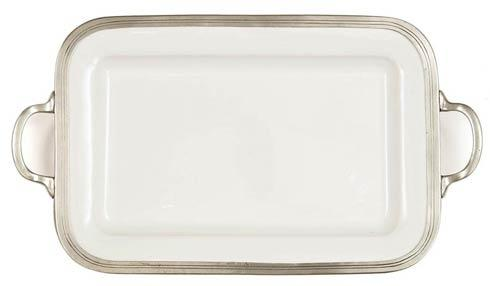 Arte Italica  Tuscan Large Rectangular Tray $345.00