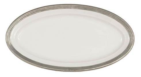 Arte Italica  Tuscan Medium Oval Platter $124.00